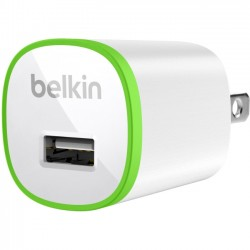 Belkin - F8J042TTWHT - Belkin AC Adapter - 1 A Output Current