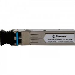 Comtrol - 1200061 - Comtrol SFP, Single-Mode, 30KM, 1000BASE-GLHX (Extended Temperature) - 1 x 1000Base-LHX1 Gbit/s