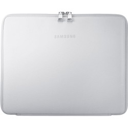Samsung - AA-BS5N11W/US - Samsung AA-BS5N11W Carrying Case (Pouch) for 11.6 Tablet, Accessories - White - Scratch Resistant Interior - Synthetic Leather - 10.2 Height x 12.8 Width