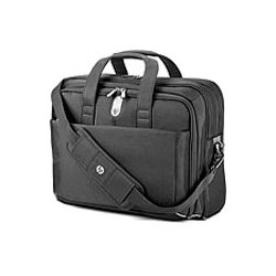 Hewlett Packard (HP) - H4J90AA - HP Carrying Case (Briefcase) for 15.6 Notebook, Tablet PC - Handle, Sling Strap - 12.3 Height x 16.5 Width x 5.8 Depth
