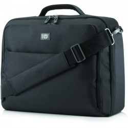 Hewlett Packard (HP) - H4J91AA - HP Carrying Case (Briefcase) for 17.3 Notebook, Tablet PC - Handle, Sling Strap - 13.3 Height x 18.3 Width x 5.3 Depth