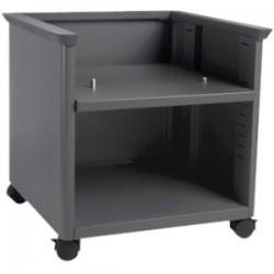 Lexmark - 35S8502 - Lexmark Adjustable Stand - 23 Height x 23.5 Width x 23.5 Depth - Black