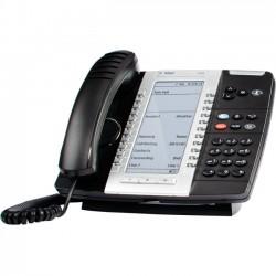 Mitel Networks - 50006478 - Mitel MiVoice 5340e IP Phone - Cable - Desktop - VoIP - Speakerphone - 2 x Network (RJ-45) - PoE Ports - SIP, TCP Protocol(s)