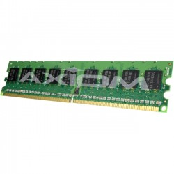 Axiom Memory - 00D4955-AX - Axiom 4GB DDR3-1600 ECC UDIMM for IBM # 00D4955, 00D4957, 00Y3653 - 4 GB - DDR3 SDRAM - 1600 MHz DDR3-1600/PC3-12800 - ECC - Unbuffered - 240-pin - DIMM