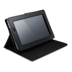 Acer - HP.BAG11.004 - Acer Carrying Case (Portfolio) for 7 Tablet PC - Black - 7.7 Height x 5.5 Width x 1 Depth
