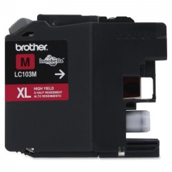 Brother International - LC103M - Brother LC103M - High Yield - magenta - original - ink cartridge - for Brother DCP-J152, MFC-J245, J285, J450, J470, J475, J650, J6520, J6720, J6920, J870, J875