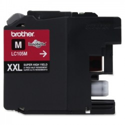 Brother International - LC105M - Brother LC105M - Super High Yield - magenta - original - ink cartridge - for Brother MFC-J4310, J4410, J4510, J4610, J4710, J6520, J6720, J6920