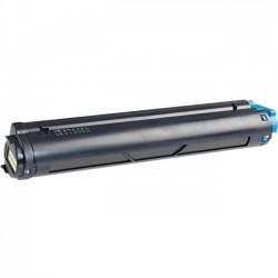eReplacements - 43502301-ER - eReplacements 43502301-ER New Compatible Toner Cartridge - Black - Replaces Okidata 43502301 - Black