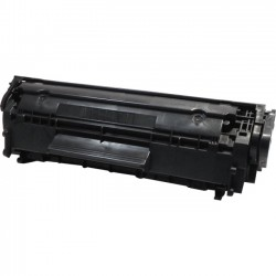 eReplacements - 0263B001A-ER - eReplacements 0263B001A-ER New Compatible Toner Cartridge - Alternative for Canon (FX-9, FX-10, 0263B001A) - Black - Laser - 1 Pack