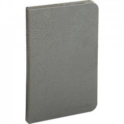 Verbatim / Smartdisk - 98079 - Verbatim Folio Case with LED Light for Kindle - Slate Silver - Folio - Slate Silver