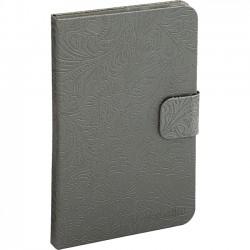 Verbatim / Smartdisk - 98083 - Verbatim Folio Case for Kindle Fire - Slate Silver - Folio - Pearl White