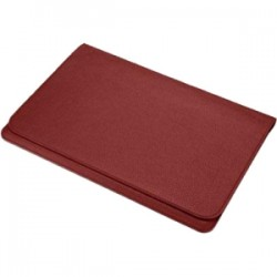 Samsung - AA-BS8N13R/US - Samsung Carrying Case (Pouch) for 13.3 Notebook - Red - Synthetic Leather