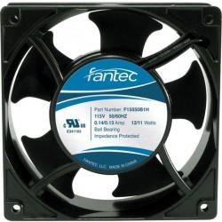 Peerless - ACC-F100 - Peerless-AV Cooling Fan Assembly - 1 x 119 mm - Ball Bearing