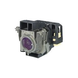 NEC - NP02LP - NEC Display Replacement Lamp - 200 W Projector Lamp - 2000 Hour Normal, 3000 Hour ECO