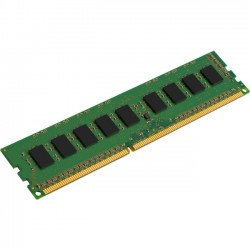 Kingston - KVR13LE9/4 - Kingston 4GB Module - DDR3L 1333MHz - 4 GB - DDR3 SDRAM - 1333 MHz - 1.35 V - ECC - DIMM