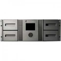 Hewlett Packard (HP) - AG322A - HP StorageWorks MSL4048 LTO Ultrium 960 Tape Library - 19.2TB (Native) / 38.4TB (Compressed) - SCSI