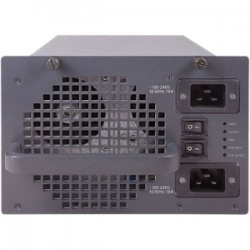 Hewlett Packard (HP) - JD227A#ABA - HPE - Power supply ( internal ) - 6000 Watt - United States - for HPE 7502, 7503, 7503-S Switch with 1 Fabric Slot, 7506, 7506-V, 7510