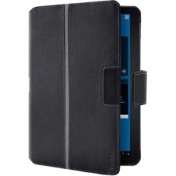 Belkin - B2B069-C00 - Belkin Business Carrying Case (Folio) for Tablet - Leather