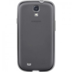 Belkin / Linksys - F8M556BTC00 - Belkin Grip Candy - Case for cell phone - plastic - stone, gravel - for Samsung GALAXY S4