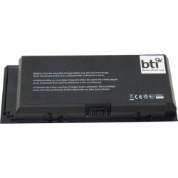Battery Technology - DL-M4600X6 - BTI Notebook Battery - 5600 mAh - Proprietary Battery Size - Lithium Ion (Li-Ion) - 10.8 V DC
