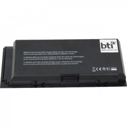 Battery Technology - DL-M4600X9 - BTI Notebook Battery - 8400 mAh - Proprietary Battery Size - Lithium Ion (Li-Ion) - 10.8 V DC