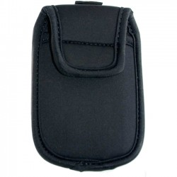 Olympus - 148128 - Olympus 148128 Carrying Case for Digital Voice Recorder - Black - Neoprene