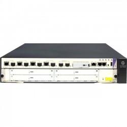 Hewlett Packard (HP) - JG353A - HP HSR6602-G Router - 4 Ports - Management Port - 1 Slots - Gigabit Ethernet - 2U - Rack-mountable