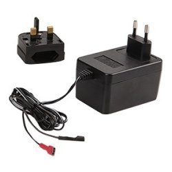 Garmin - 010-11849-04 - Garmin AC Charger (Europe) - 120 V AC, 230 V AC Input Voltage - 12 V DC Output Voltage - 700 mA Output Current