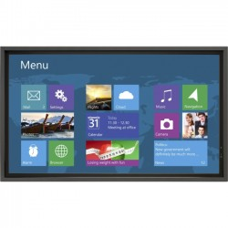 NEC - OL-V652 - NEC Display Infrared Multi-Touch Overlay Accessory for the V652 Large-screen Display - Infrared (IrDA) Technology 16:9 - 16 ms Response Time