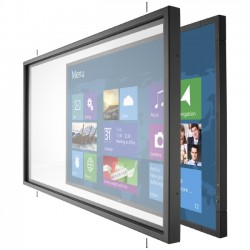 NEC - OL-V463 - NEC Display Infrared Multi-Touch Overlay Accessory for the V463 Large-screen Display - Infrared (IrDA) Technology 16:9 - 16 ms Response Time