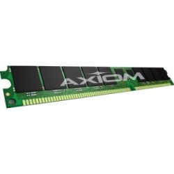 Axiom Memory - 00D4989-AX - Axiom 8GB DDR3-1600 ECC VLP RDIMM for IBM - 00D4989, 00D4988 - 8 GB - DDR3 SDRAM - 1600 MHz DDR3-1600/PC3-12800 - ECC - Registered - DIMM