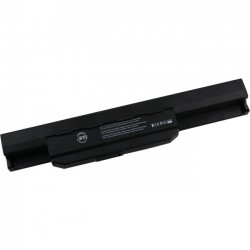 Battery Technology - A32-K53-BTI - BTI - Notebook battery (equivalent to: ASUS A32-K53) - 1 x lithium ion 6-cell 5200 mAh - black - for ASUS A53, K43, K53, X43