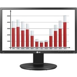 LG Electronics - 22MB35D-B - LG 22MB35D-B 22 LED LCD Monitor - 16:9 - 5 ms - Adjustable Display Angle - 1920 x 1080 - 1,000:1 - Full HD - DVI - VGA - EPEAT Gold