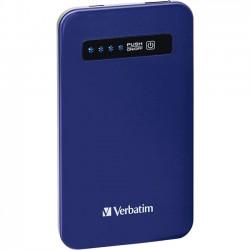 Verbatim / Smartdisk - 98455 - Verbatim Ultra-Slim Power Pack, 4200mAh - Cobalt Blue