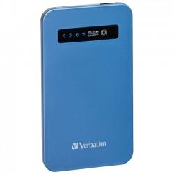 Verbatim / Smartdisk - 98451 - Verbatim Ultra-Slim Power Pack, 4200mAh - Aqua Blue