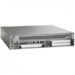 Cisco - ASR1002= - Cisco ASR 1002 Aggregation Service Router - 4 Ports - 8 Slots - Gigabit Ethernet - Rack-mountable