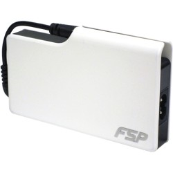 FSP Group - NB Q 90 WHITE - FSP Group NB Q 90 AC Adapter - 90 W Output Power - 19 V DC Output Voltage - 4.74 A Output Current