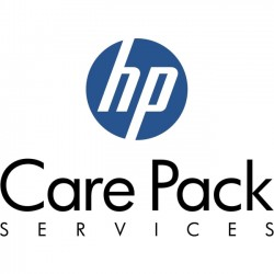 Hewlett Packard (HP) - UL406PE - HP Care Pack Hardware Support with Defective Media Retention Post Warranty - 1 Year - Warranty - 9 x 5 - On-site - Maintenance - Parts & Labor - Electronic and Physical Service