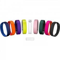 Sony - 1280-9640 - Sony SmartBand Wrist Strap SWR110 - 3 - White, Pink, Green - Silicon