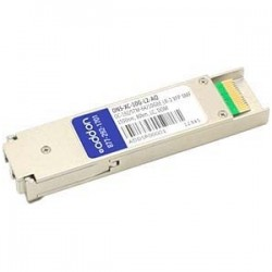 AddOn - ONS-XC-10G-L2-AO - AddOn Cisco ONS-XC-10G-L2 Compatible TAA Compliant OC-192-L2 XFP Transceiver (SMF, 1550nm, 80km, LC, DOM) - 100% compatible and guaranteed to work