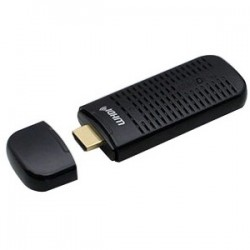 AddOn - WHDMITRANS - AddOn HDMI Male Black Wireless Transmitter - 100% compatible and guaranteed to work