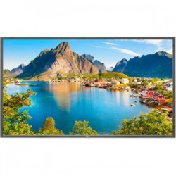 NEC - E805-AVT - NEC Display 80 LED Backlit Commercial-Grade Display with Integrated Tuner - 80 LCD - 1920 x 1080 - Edge LED - 350 Nit - 1080p - HDMI - DVI - SerialEthernet