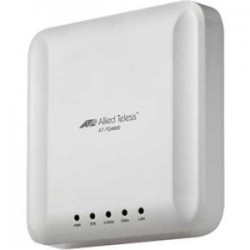 Allied Telesis - AT-TQ4600 - Allied Telesis AT-TQ4600 IEEE 802.11ac 1.27 Gbit/s Wireless Access Point - 2.40 GHz, 5 GHz - MIMO Technology - 1 x Network (RJ-45) - Wall Mountable, Ceiling Mountable