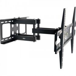 Tripp Lite - DWM3770X - Tripp Lite Display TV Wall Monitor Mount Swivel/Tilt 37 to 70 TVs / Monitors / Flat-Screens - 165 lb Load Capacity - Metal - Black