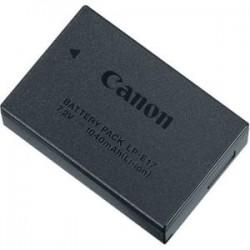 Canon - 9967B002 - Canon Battery Pack LP-E17 - 1040 mAh - Lithium Ion (Li-Ion) - 7.2 V DC