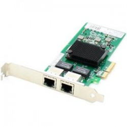 AddOn - 42C1780-AO - AddOn IBM 42C1780 Comparable 10/100/1000Mbs Dual Open RJ-45 Port 100m PCIe x4 Network Interface Card - 100% compatible and guaranteed to work