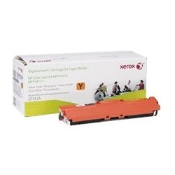 Xerox - 006R03244 - Xerox - Yellow - toner cartridge (alternative for: HP CF352A) - for HP Color LaserJet Pro MFP M176n, MFP M177fw