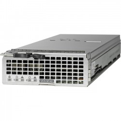 Cisco - UCSME-142S2-M4 - Cisco M142 Server - 2 1.10 GHz - 32 GB Installed - Serial ATA, Serial Attached SCSI (SAS) Controller - 2 x 1400 W - 64 GB RAM Support