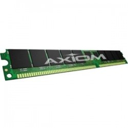 Axiom Memory - 00D4985-AX - Axiom 8GB DDR3-1333 ECC Low Voltage VLP RDIMM for IBM - 00D4985, 00D4984 - 8 GB - DDR3 SDRAM - 1333 MHz DDR3-1333/PC3L-10600 - 1.35 V - ECC - Registered