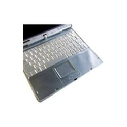 Fujitsu - FPCKS023 - Fujitsu Keyboard Skin - Tablet PC, Notebook - Clear - Plastic